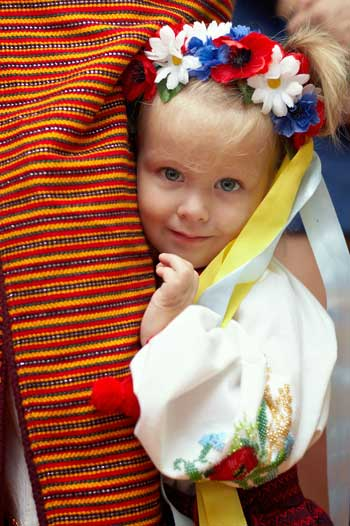 Фото славянские дети девочки
